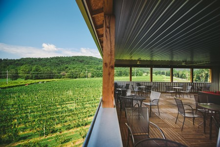 Rappahannock Cellars Tasting Room