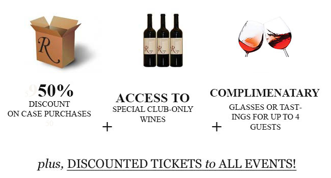Wine Club Discounts