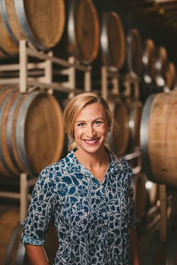 Kelly Knight, Tasting Room & Events Manager